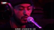 Slimane - A fleur de toi - live - C'Cauet sur NRJ