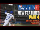 MLB The Show 16 New Features Part 4: Battle Royale & Conquest