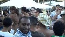 Nikki Beach Miami 19 april 2009