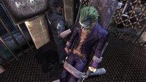 "TRAILER ""Batman Arkham Asylum"" de Rocksteady (VO) #5"