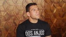 Rafael dos Anjos believes he'll face Tony Ferguson after Eddie Alvarez