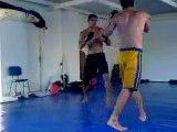 Jonatas Novaes - Training vale tudo 2