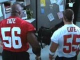 Terry Tate the Office Linebacker - Draft Day