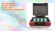 Pixmax Rembrant Bundle 3d Sublimation Heat Press Machine