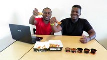 Buffalo Wild Wings | Spicy Wing Challenge