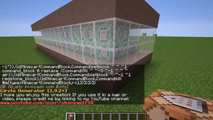 Minecraft Command Block videos - dailymotion