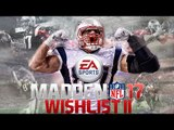 Madden 17 Gameplay Wishlist - Part 2   Gameplay Improvements, Features & Additions for Madden NFL 17