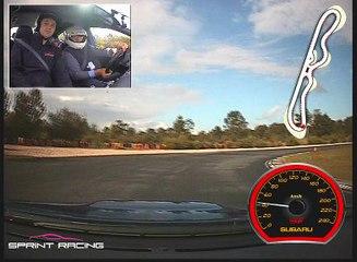 Votre video de stage de pilotage  B016180616SP0001