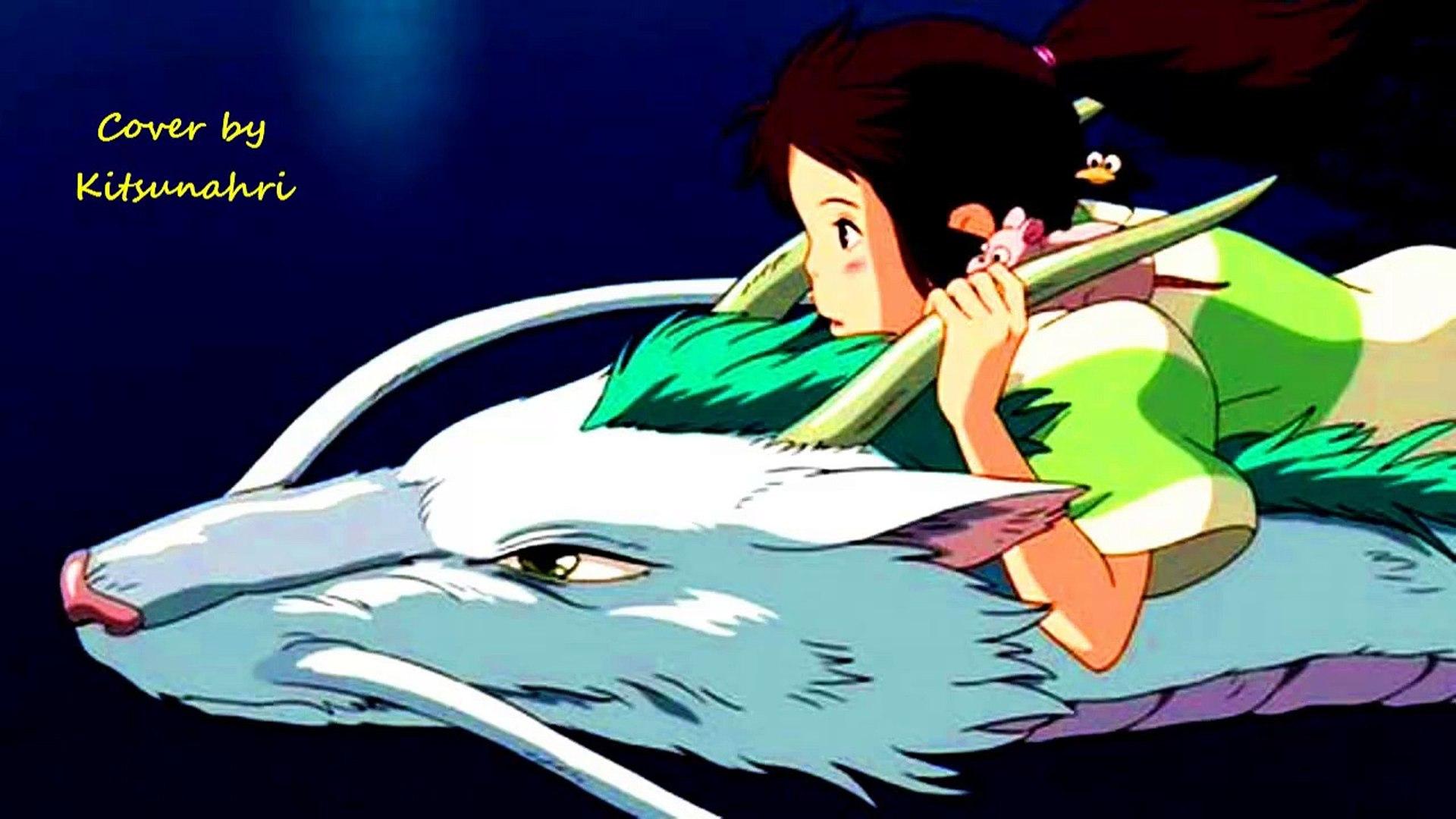 Kitsu Cover Dragon Boy Haku Spirited Away Chihiros Reise Ins Zauberland Video Dailymotion