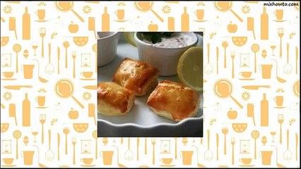 Recipe Salmon Puffs