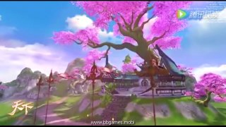Tian Xia  Is This What Next Gen Mobile MMORPG Should Look Like