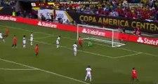 Charles Aranguiz Goal HD - Colombia 0-1 Chile | Copa America Centenario | 21.06.2016 HD