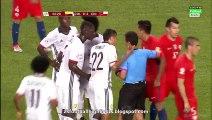 Carlos Sánchez Red Card HD - Colombia 0-2 Chile   Copa America Centenario   22.06.2016
