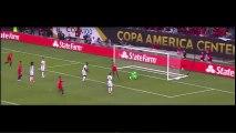Gol De Charles Aranguiz - Colombia vs Chile 0-2 Copa America Centenario 2016