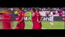 Gol De Jose Fuenzalida - Colombia vs Chile 0-2 Copa America Centenario 2016