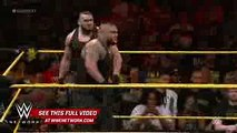 The Authors of Pain make their NXT debut- WWE NXT, June 15, 2016