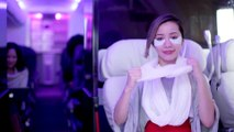 Travel Friendly In-Flight Beauty Tips