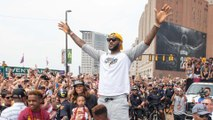 LeBron James Staying with Cleveland Cavaliers