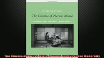 READ book  The Cinema of Naruse Mikio Women and Japanese Modernity  DOWNLOAD ONLINE