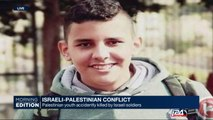06/23: Israeli-Palestinian conflict: Palestinian youth accidently killed by Israeli soldiers