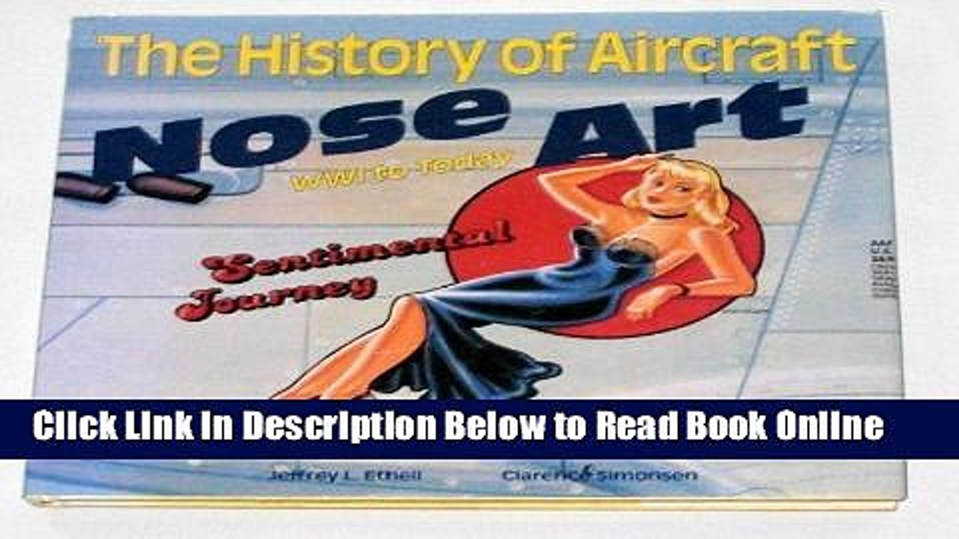 Download The History of Aircraft Nose Art: 1916 to Today  PDF Online
