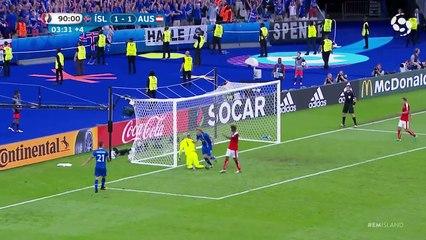 Le commentateur Islandais du match Islande - Autriche est le meilleur au monde