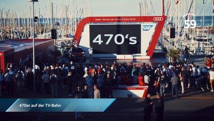 Kieler Woche TV News | Mittwoch in 60 Sekunden