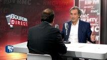 """Loi Travail: pour Philippe Martinez, François Hollande doit """"reprendre les affaires en main"""""""