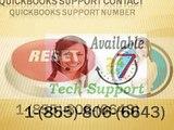 (1-855-806-6643)-#  QuickBooks Customer Service Number