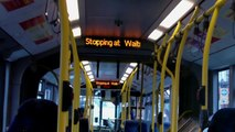 """Brighton & Hove bendy bus 25: """"Stopping at"""" added"""