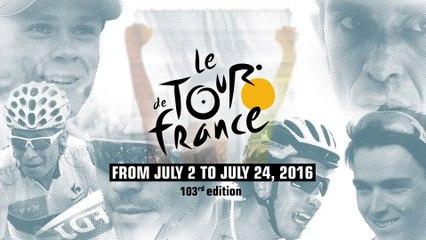 Official Teaser - Tour de France 2016