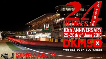 "7th Test Race ""24h de la Sarthe 2016"""