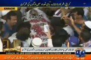 Just When Geo Nescaster was saying that they won't show Sabri dead body's visuals, the Cameraman Showed the Body Visuals