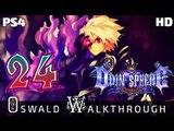 Odin Sphere Leifthrasir Walkthrough Part 24 ((PS4)) Oswald Path - Chapter 3 - English