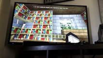 Xbox Adventures Minecraft 9/10 Revealing the secrets in The Lobby of Minecraft Battle Mode