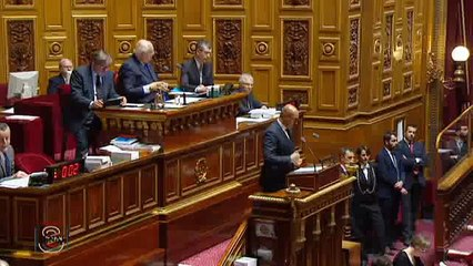 Intervention d'Harlem Désir au Sénat au débat préalable au Conseil européen du 28 et 29 juin 2016