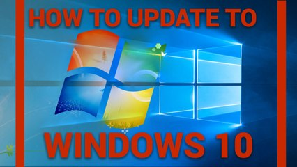 Two easy ways to upgrade to Windows 10
