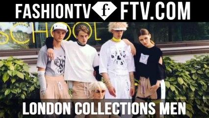 London Collections Men Spring/Summer 2017   FTV.com
