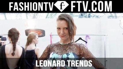 Paris Fashion Week F/W 16-17 - Leonard Trends   FTV.com