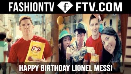 Lionel Messi Happy Birthday!   FTV.com