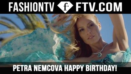 Petra Nemcova Happy Birthday !   FTV.com