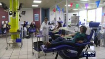 Journée mondiale du don de sang : Plusieurs donneurs au Mans