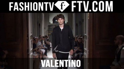 Paris Men Fashion Week Spring/Summer 2017 - Valentino   FTV.com