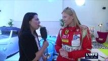 24 Heures du Mans : Interview de Christina Nielsen