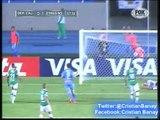Deportivo Cali 1 O'Higgins 1 (ADN Radio Chile 91.7) Copa Libertadores 2014 Los goles