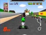 Trailer du jeu Mario Kart 64 sur Nintendo 64