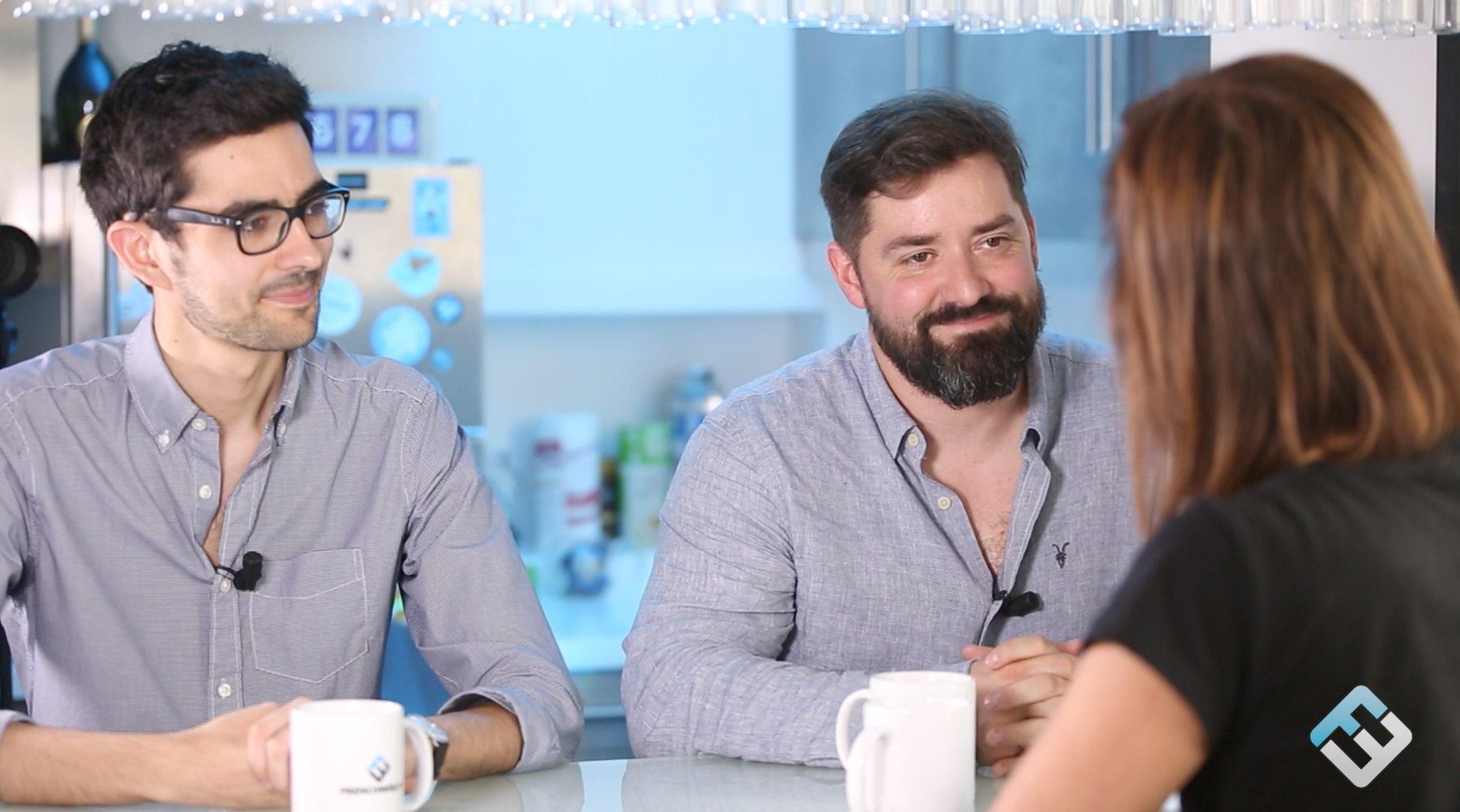 Le Débrief de la semaine «Spécial Blockchain», avec Pascal Gauthier (Kaiko) et Clément Jeanneau (Blo