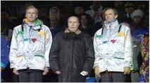 Ouverture des XVIe Jeux Olympiques d'hiver d'Albertville par François Mitterrand