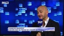 François Manardo revient sur la main de Thierry Henry face à l'Irlande