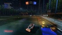 Rocket League - Falling Reverse Gear Save/Rettung, fallend im Rückwärtsgang